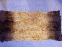 Top quality chekiang lamb fur HUYANG lake sheep hu sheep zhejiang sheep curly hair plate real fur fabric