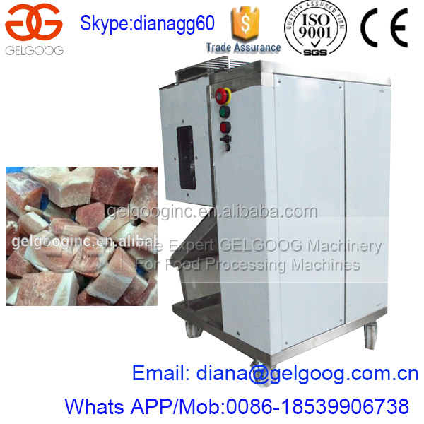 Fresh Meat Cube Dicer Machine/Meat Dicing Machine/Fresh Meat Cutting Machine