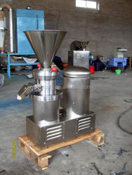 stainless steel colloid mill for asphalt and toughened putty /food grade sanitary grinding mac