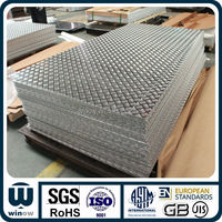 Low Price High Quality Aluminum Diamond Plate Sheets