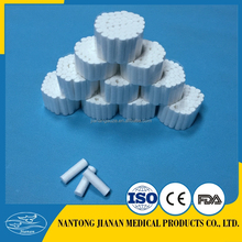 medical dental cotton roll supplier