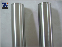 ASTM B861welded annealed polished pure titanium pipe