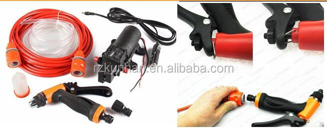12v portable car wash water pump electric water pumps