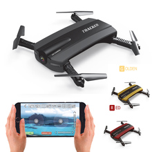 China hot sale jxd523 wifi foldable flying pocket mini selfie drone with fpv wifi camera