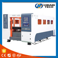 HEAD-3015 hot sale exchamgeable laser die cutting machine