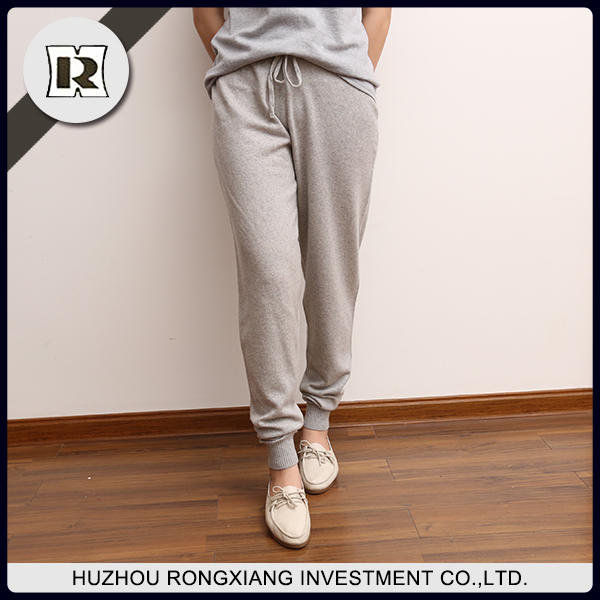 High quality Women Wool Trousers / Pants