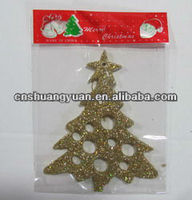 2013 Christmas Tree Shaped Decoration for Trees