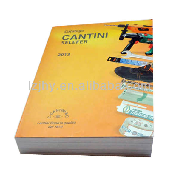Book Printing and Book Binding book laminated coated paper