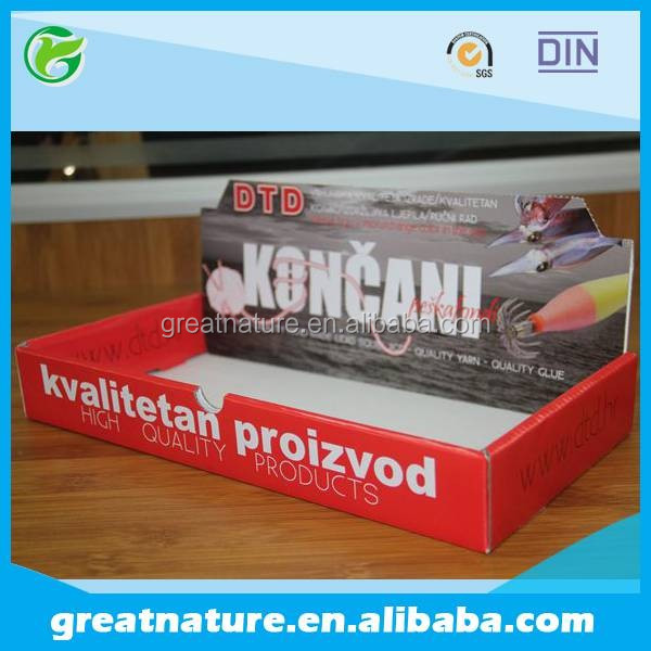 Folding cardboard packaging boxes, printed paper boxes