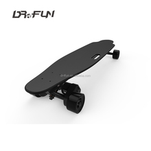 Dual 2000w kit led skate hub motor off road wholesale import electric skateboard with replaceable battery