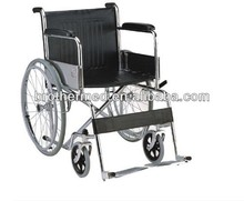 Modern medical equipments for elderly and handicapped