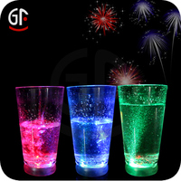 Made In China Drinking Glass Whisky Cups light up drinking glasses