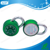 2015 USA Hot Selling AJF Security Round Combo Lock