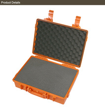 2016 brand new briefcase tool box with customized foam insert