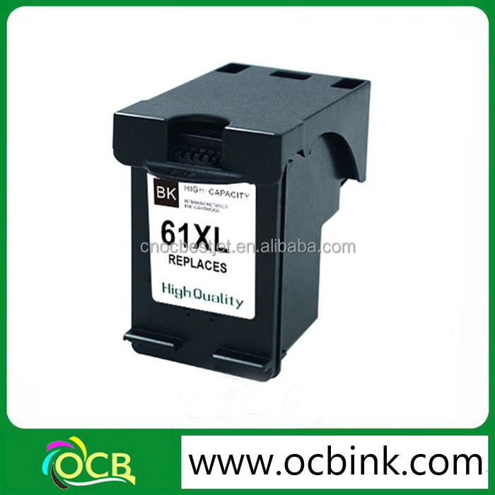 OCBESTJET hotsale Original Genuine for HP 61 Black Ink Cartridge CH561WA