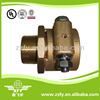 Static Conductive Switched Copper Coupling Plastic