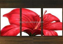 Floral painting for lobby paintings art oil painting