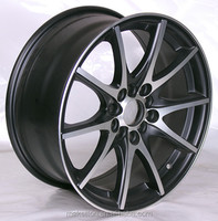 16 inch china supplier hot selling Alloy Wheel rims mag wheels