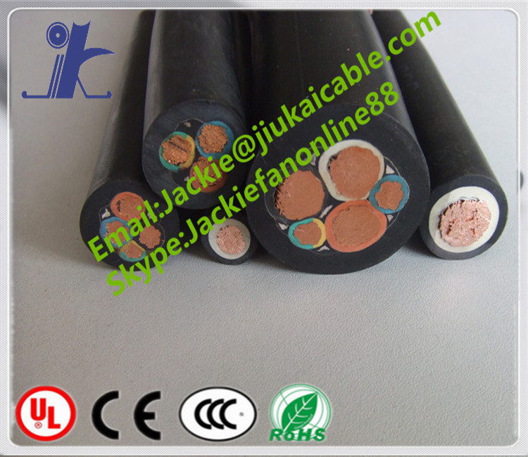 yuadon brand ul approve stw/sto/sjtw/sjt 14/3 600v glass filler/cotton stuffing power cable