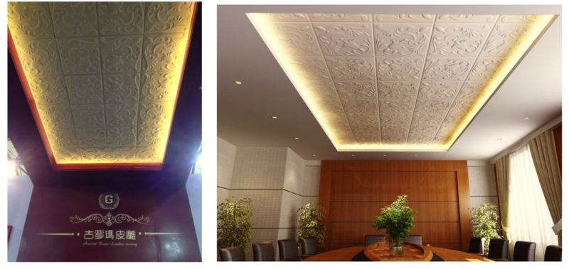 how to make acoustic ceiling panels