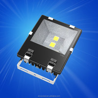 135W UL IP66 high Efficacy and CRI Cree chip CE/ROHS/FCC 145lm--165lm/w stand led flood light