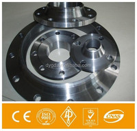 Carbon Steel Forged DIN Standard DN 40 PN16 Slip On Exhaust Flange China supplier