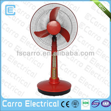 Excellent quality 16 inch table fan power consumption DC-12V16A2