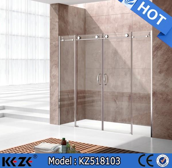 Glass Shower Door Kits Wholesale, Shower Door Suppliers - Alibaba