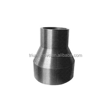Black pe gas reducer /PE100 SDR17.6,SDR17/gas pipe fitting