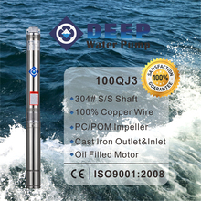 Low Price 4hp pump submersible pumps
