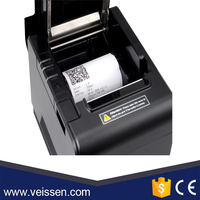 Wholesale Multi-language portable pos thermal receipt printer 80mm thermal printer with OEM for Ecuador