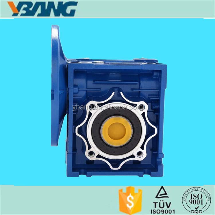 NMRV50 Gear Box Transmission with Variable Speed