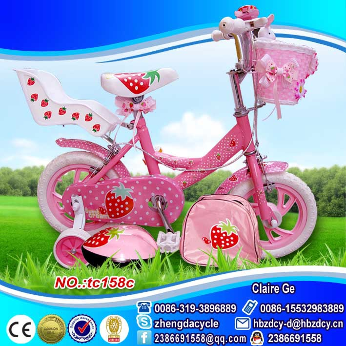 CE certificate kid bike Pretty cute child bicycle kids bike