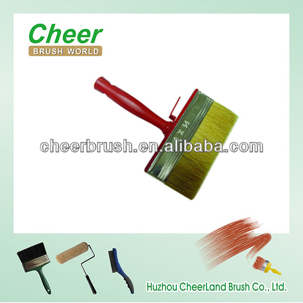 plastic rod/ rod plastic handle of ceiling texture brushes and broom handle cheer209