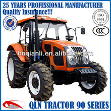 80hp 4wd tractor machine micro agricole