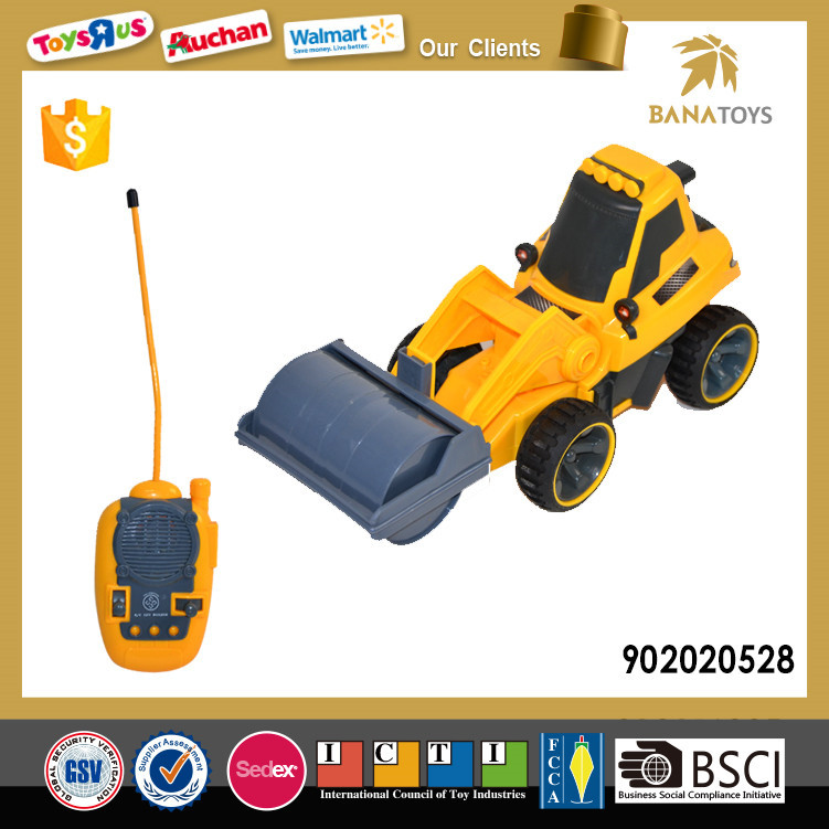 High Quality RC Bulldozer Toy Trucks for Sale