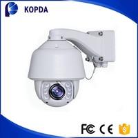 High quality 3D ptz night vision ip camera monitor system