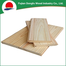 Factory price decorate wooden panel wall cladding