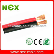 1.5mm Red and Black Speaker Wire professional Speaker Cable 2.5mm