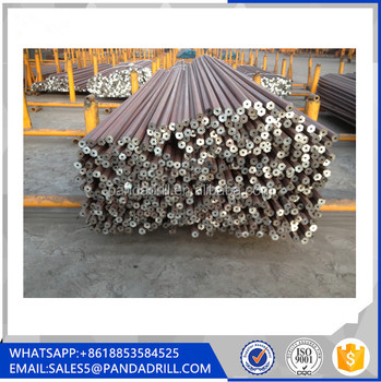 Hex Tapered Hollow Drill Rods for Rock Drill