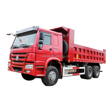 HOWO 6x4 371HP 15-20m3 used dump truck prices good