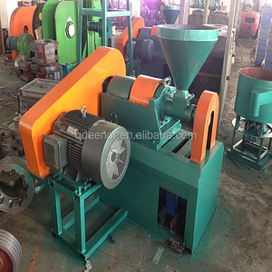 Full Automatic Type Waste Tire Reclaim Rubber Powder Milling Equipment/Tire recycling machine rubber fine powder pulverizer