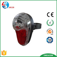 2016 hot sell bike light led bike rear light bike bicycle light