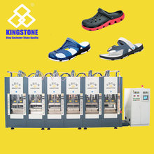 Kingstone Automatic High Quality EVA Foam Garden Shoes Injection Machine