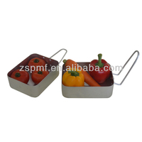 Good quality best price aluminum double-wall grill pan