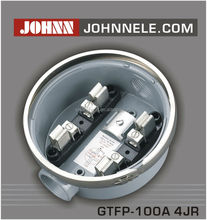 GTFP 100A Factory Price Electric Meter Socket Base