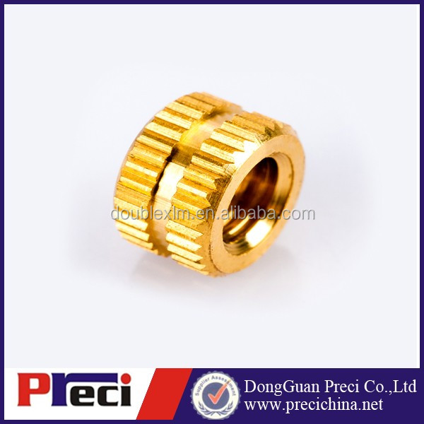 China DongGuan Supplier DIN 467 High quality flat head knurled nuts China Factory