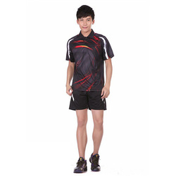 Table tennis jersey volleyball jersey custom badminton jersey