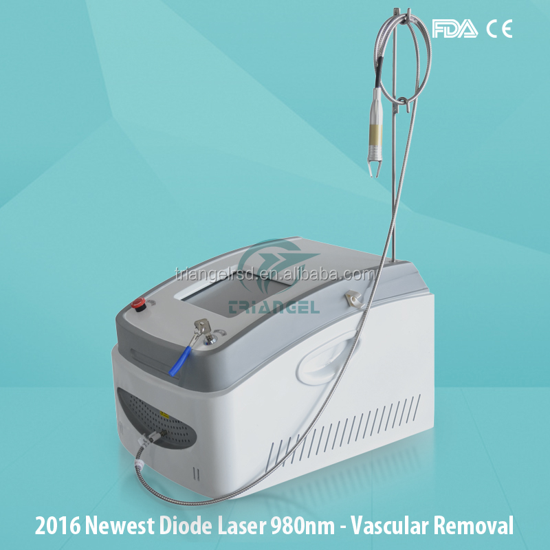 portable spider vein vascular removal 980nm diode <strong>laser</strong>