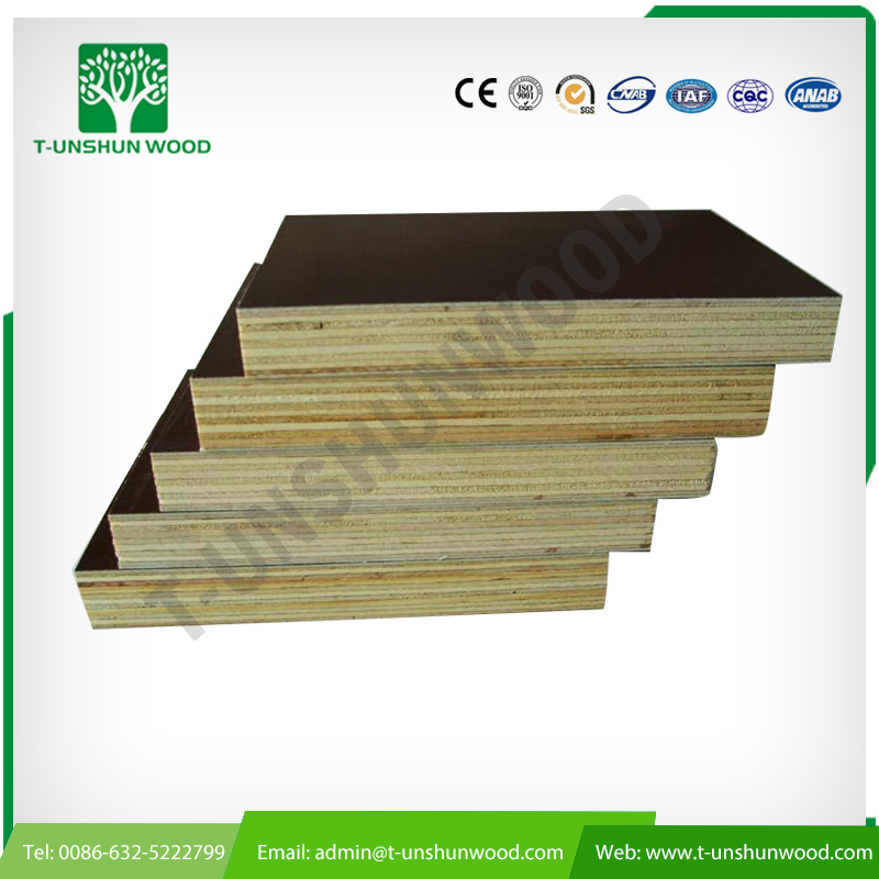 Plastic Cement Board : Cement plywood board plastic coated sheet